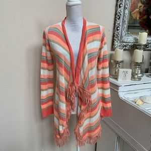 Say What Boho Cardigan Size S 0028
